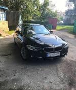 BMW 3 Series F30