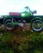 Мотоцикл Роллер Продам МОТО МОТОРОЛЛЕР карпати