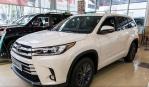 Toyota Highlander Comfort