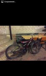 Мотоцикл Велосипед