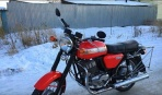 Мотоцикл Классик Ява 638