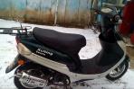 Мотоцикл Скутер AUSTIN