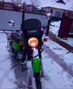 Мотоцикл Классик восход
