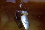 Мотоцикл Скутер Suzuki Lets