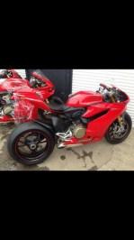 Ducati Superbike 1199 S PANIGALE