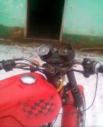 Мотоцикл Классик Jawa 06