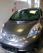 Nissan Leaf SV