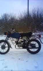 Мотоцикл Роллер Продам МОТО МОТОРОЛЛЕР Карпаты