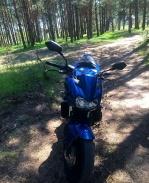 Мотоцикл Стритбайк Kawasaki