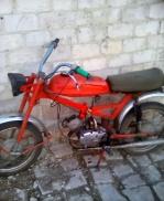 Мотоцикл Роллер Продам МОТО МОТОРОЛЛЕР Верховина