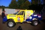 Mitsubishi Pajero Sport Rally Raid