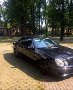 Mercedes E-Class e400 w211