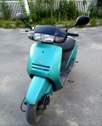 Мотоцикл Скутер HONDA Lead af-20