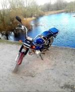 Мотоцикл Роллер Продам МОТО МОТОРОЛЛЕР Delta