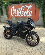 Мотоцикл Стритбайк MUSSTANG MT-200-10