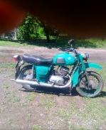 Мотоцикл Классик Иж Планета