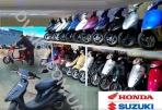 Мотоцикл Скутер HONDA Dio 18/27/34/35/56/62/68