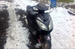Мотоцикл Скутер Fada