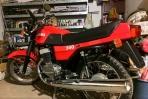 Мотоцикл Классик Jawa 638