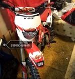 Мотоцикл Кросс  Kayo 125