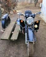 Мотоцикл Классик Днепр 11