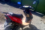 Мотоцикл Скутер Alfa