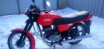 Мотоцикл Классик jawa