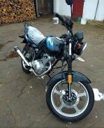 Мотоцикл Стритбайк