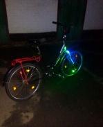 Мотоцикл Велосипед Ardis Fold