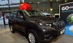 Toyota Prado Elegance