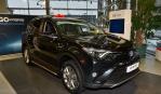 Toyota RAV4 Hybrid Passion