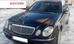 Mercedes E-Class W211 Elegance