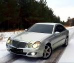 Mercedes E-Class Avangard