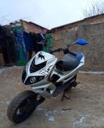 Мотоцикл Скутер speed fight 2