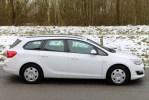 Opel Astra CDTI DPF