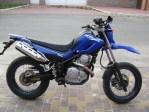 Yamaha XT мотард