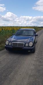 Mercedes E 240 5G-Tronic (170 л.с.)