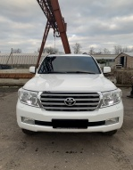 Toyota Land Cruiser 4.5 TD 4WD AT (286 л.с.)