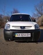 Peugeot Partner 2.0 HDi MT (90 л.с.)