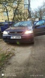 Opel Astra G 2.0 TD MТ (82л.с.)