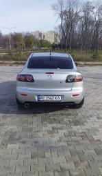 Mazda 3 1.6 AT (105 л.с.)