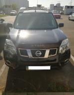 Nissan X-Trail 2.5 CVT AWD (169 л.с.)