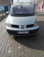 Renault Espace 2.2 dCi MT (150 л.с.)