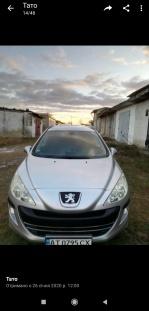 Peugeot 308 1.6 HDi MT (110 л.с.)