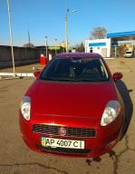 Fiat Punto 1.4 AMT (77 л.с.)