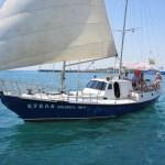 Гидра 14М Яхта Парусно-моторная