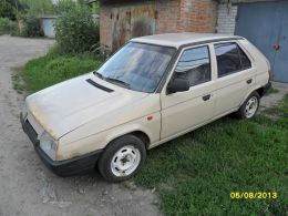 Skoda Favorit хетчбек