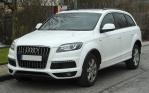 Audi Q7 по запчастям