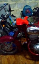 Мотоцикл Классик Jawa 250