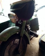 Мотоцикл Классик К 650